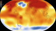 2015 was the warmest year since modern record-keeping began in 1880, according to a new analysis by NASA's Goddard Institute for Space Studies. The record-breaking year continues a long-term warming trend — 15 of the 16 warmest years on record have now oc