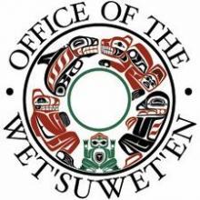 Wet'suwet'en logo