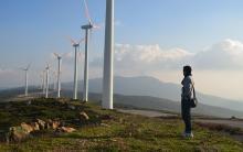 Wind turbines - Max Pixel