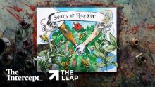 Message from the Future II, The years of Repair